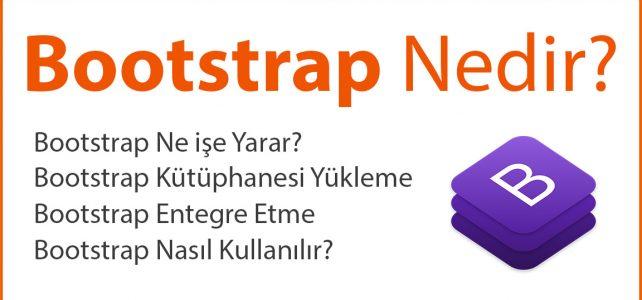Bootstrap Nedir?