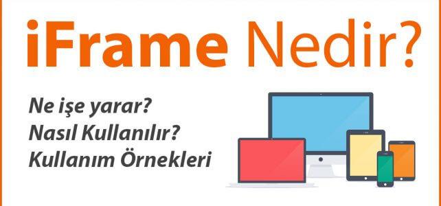 iFrame nedir?