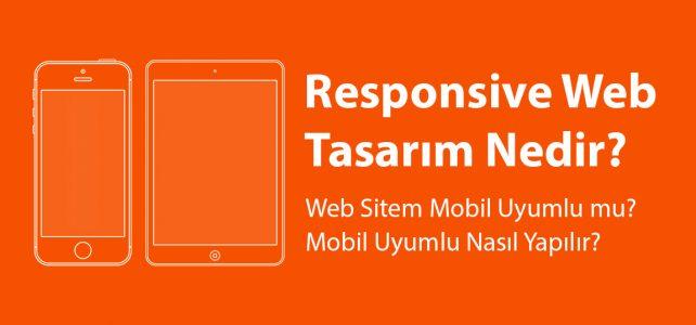 Responsive Web Tasarım Nedir?