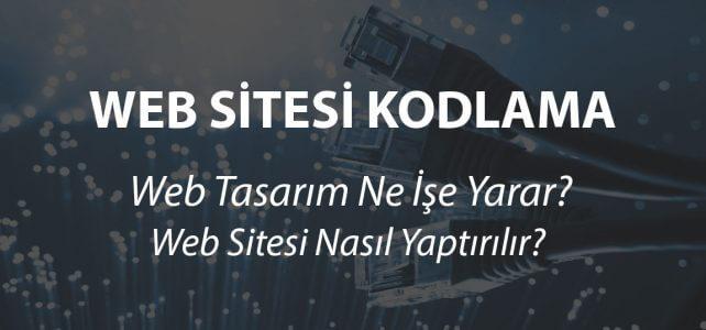 Web Sitesi Kodlama