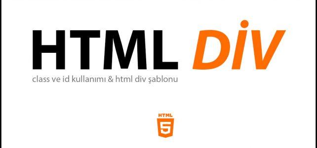 HTML Div