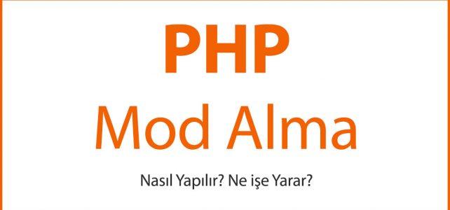 PHP Mod Alma