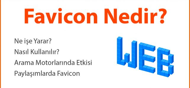 Favicon Nedir?